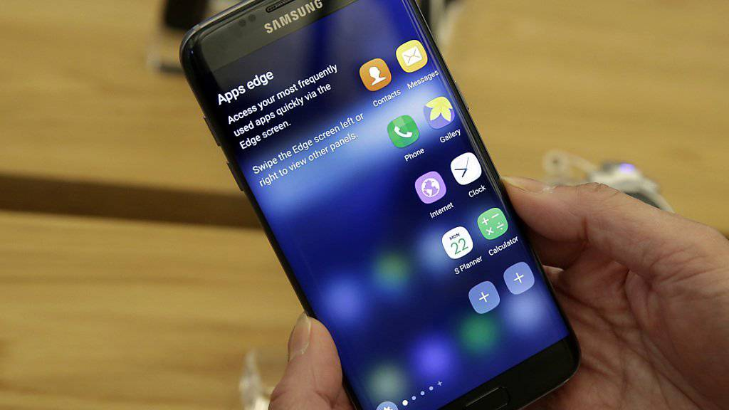 Vermutlich dank starker Smartphone-Verkäufe hat Samsung im ersten Quartal seinen Gewinn kräftig steigern können. (Symbolbild)