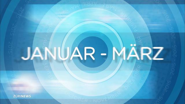 Jahresrückblick- Jan - März