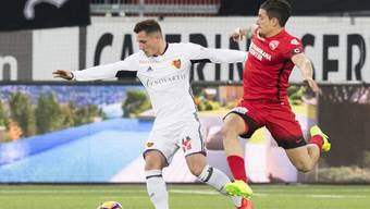 Super League, Saison 16/17, 20 Runde: Thun-Basel
