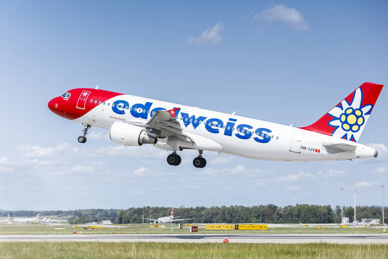 Edelweiss Air (© Edelweiss Air)