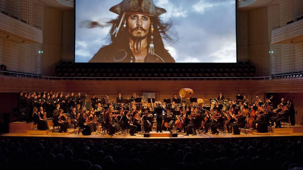 21st Century Orchestra feiert Weltpremiere in Luzern