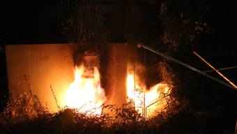 Beim Brand entstand ein Sachschaden von über 200'000 Franken.