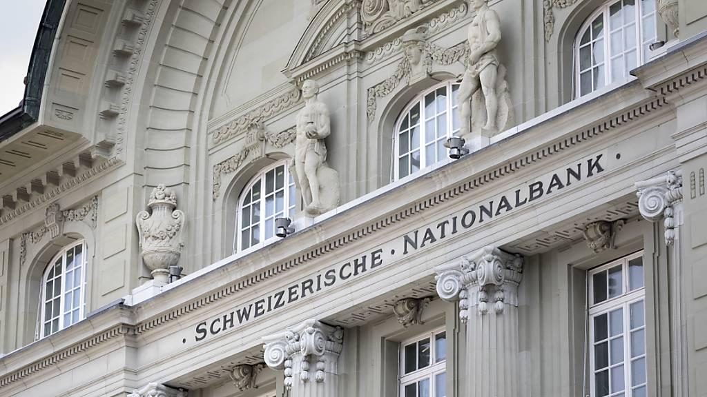 Die SNB in Bern (Archivbild).