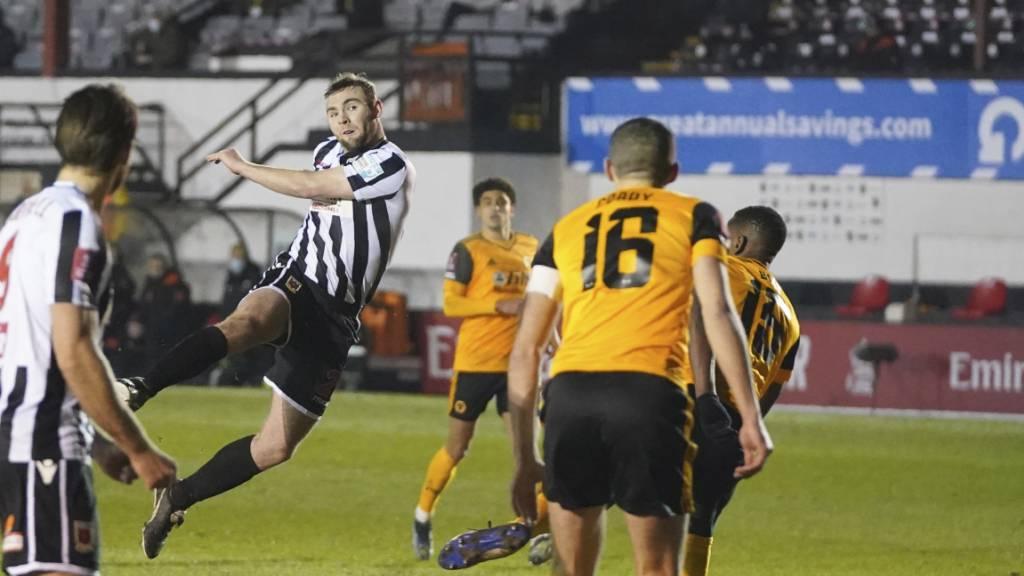 Sechstligist Chorley scheitert an den Wolverhampton Wanderers