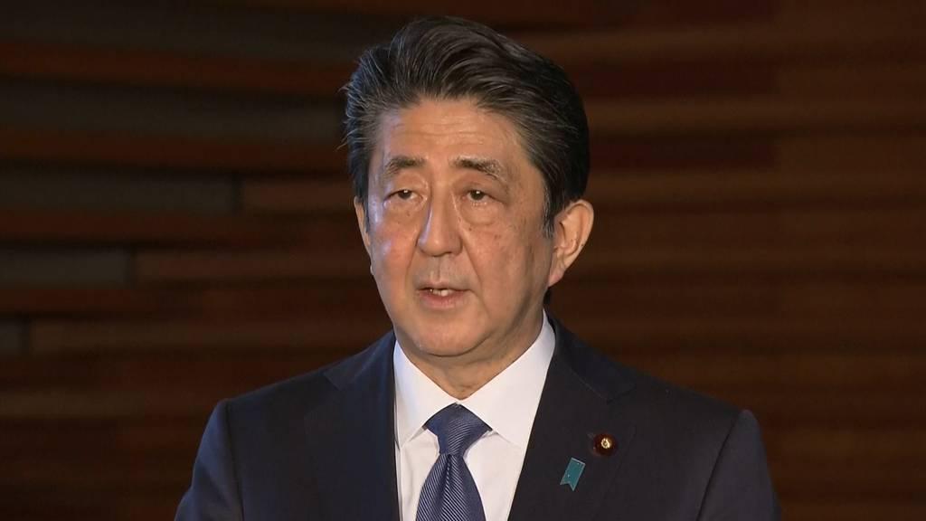 Japan: Notstand wegen Coronavirus - 970 Milliarden Franken Konjunkturpaket