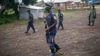 Immer wieder entstehen neue Rebellengruppen in Kongo-Kinshasa - im Bild M23-Kämpfer (Symbolbild)