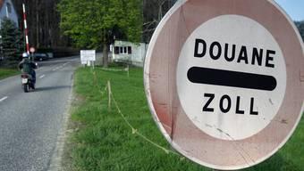 Zur Arbeit täglich ins Ausland: Der Anteil Grenzgänger unter den Solothurner Erwerbstätigen beträgt liegt unter zwei Prozent.
