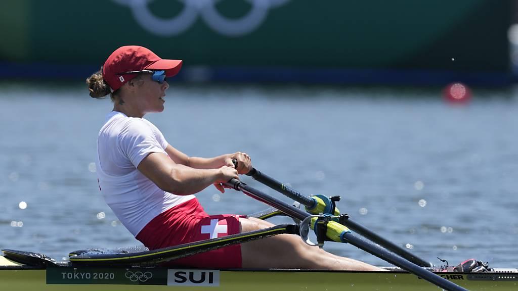 Verpasste als Fünfte Olympia-Bronze um 1,2 Sekunden: die Zürcher Skifferin Jeannine Gmelin