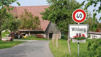 Zwei Drittel der Wahlberechtigten gingen in Wiliberg an die Urne.
