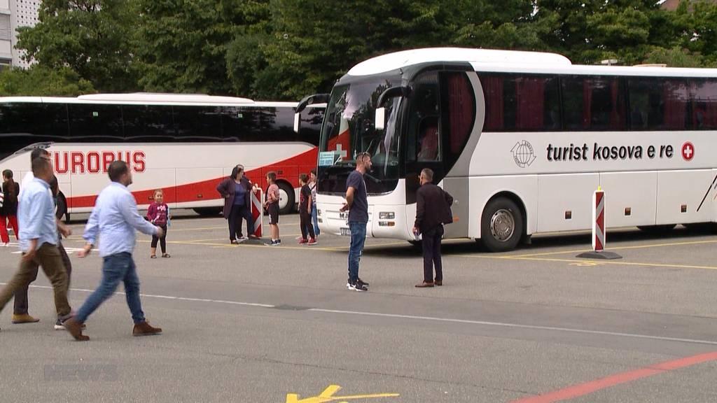 Quarantänepflicht für Reisende aus dem Kosovo