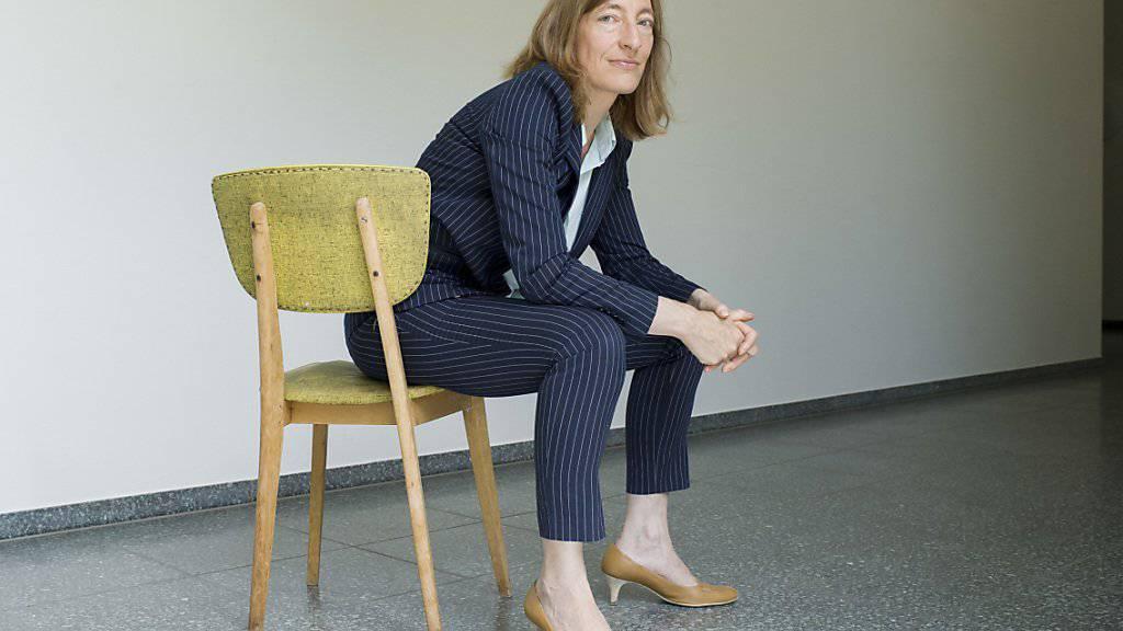 Nach dem Schweizer Literaturpreis und der Nomination für den Schweizer Buchpreis erhält Ruth Schweikert nun den Solothurner Literaturpreis (Archiv).