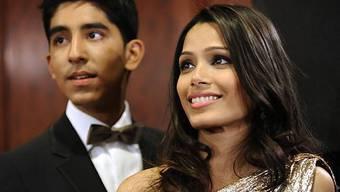 Gesucht, gefunden: Pinto und Patel