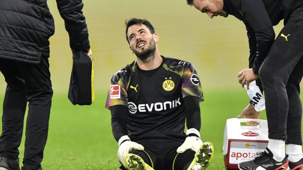 Dortmund hofft auf Einsatz von Bürki in Mailand