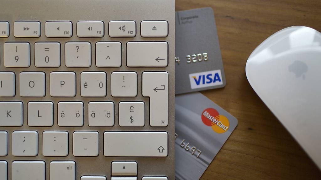 Kreditkarte gewinnt in Pandemie massiv an Bedeutung