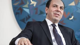 Montassar BenMrad ist der neue Vertreter der Schweizer Muslime.