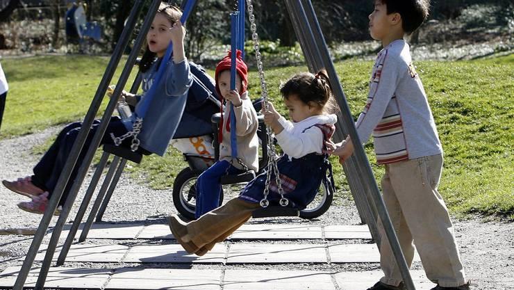Die Gemeinschaftszentren sind Orte, wo Kinder und Erwachsene sich ausleben können (Symbolbild).