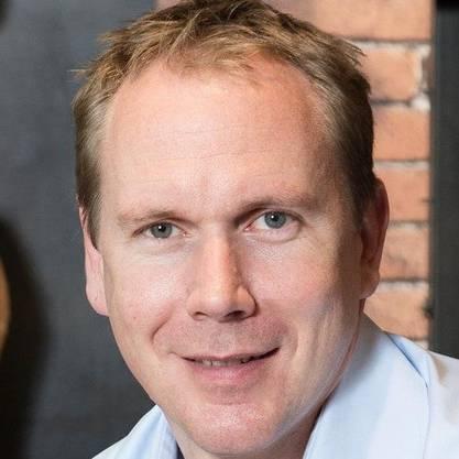 Der neue Calida-CEO Timo Schmidt-Eisenhart.