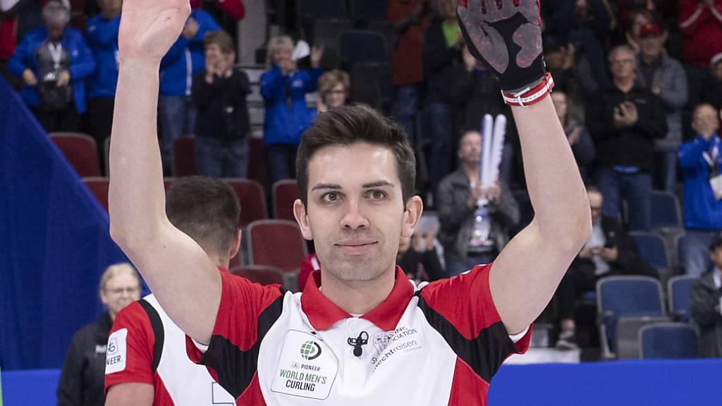 Genfer Curler gewinnen mit grandioser Leistung