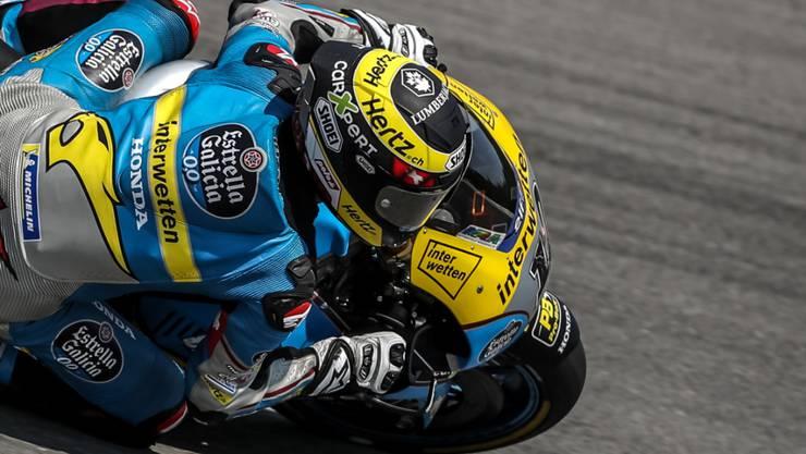 Lichtblick in einer schwierigen MotoGP-Saison: Tom Lüthi