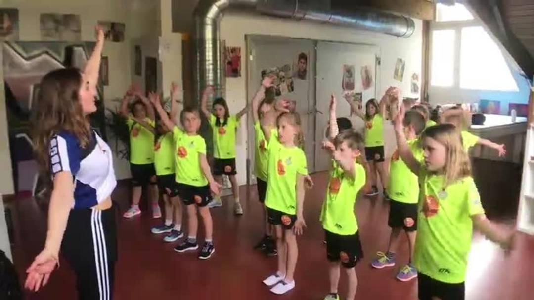 Dance Camp 2019 im Lindenhaus Grenchen