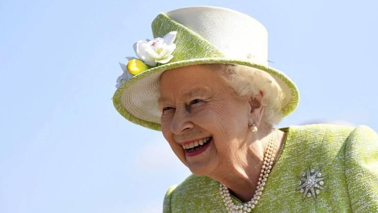 Die britische Königin Elizabeth II feiert am 21. April 2019 in bester Gesundheit den 93. Geburtstag. (Archiv)
