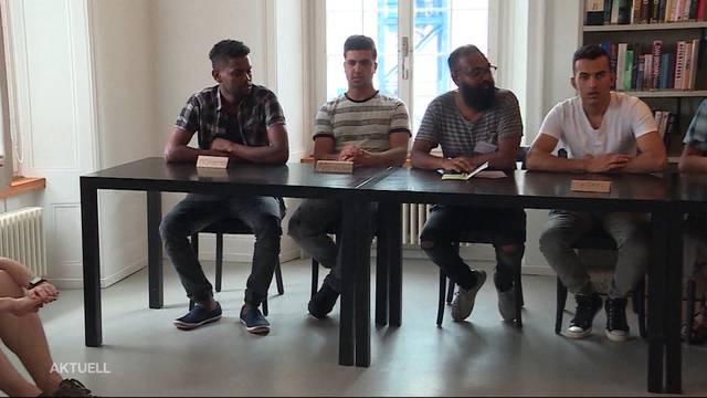 Flüchtlingstag in Aarau