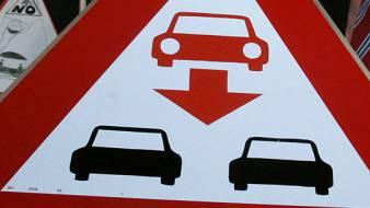 Vorsicht, Falschfahrer! (Symbolbild)