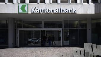 Die St. Galler Kantonalbank war 2018 in der ersten Jahreshälfte im Hypothekenmarkt etwas langsamer unterwegs als im Vorjahr (Archivbild).