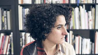 Ihre Arbeiten wurden bereits in Einzelausstellungen in New York, Mailand oder Hamburg gezeigt: Shirana Shahbazi. (Bild Gian-Marco Castelberg)