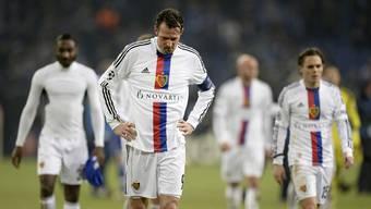 Schalke 04 - FC Basel