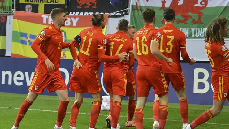 Gareth Bale und Wales erfüllen in Aserbaidschan die Pflicht
