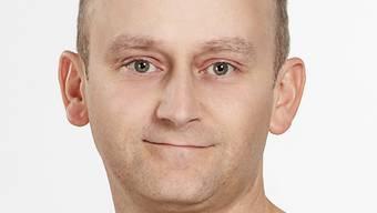 Will Gemeindepräsident werden: Arno Bürgi zvg