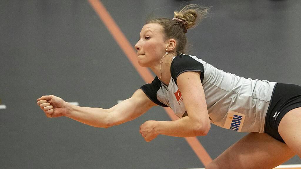 Schweizer Volleyballerinnen wollen erneut Geschichte schreiben