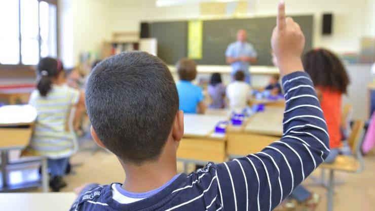 Der definitive Entscheid zum Lehrplan 21 wird erst 2015 fallen. (Symbolbild)