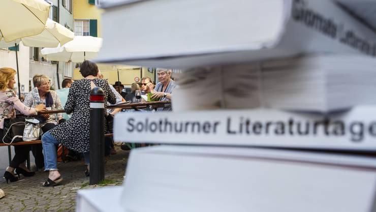 Symbolbild zu den Solothurner Literaturtagen