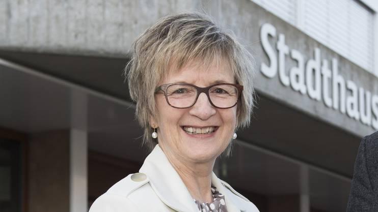 Manuela Stiefel Stadtrat Schlieren (FDP)