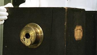 Eine Daguerréotypie-Kamera (Archiv)