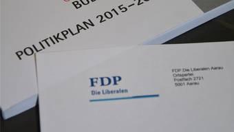 Das Budget 2016 hat die FDP gespalten - der Wahlkampf für die Abstimmung wurde deshalb beendet.