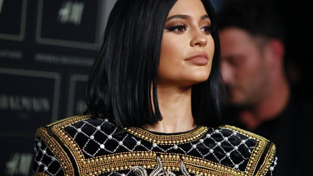 Girlie aber auch Vorbild in Sachen Akzeptanz: Kylie Jenner hat kein Problem damit, dass ihr Vater jetzt als Frau lebt (Archiv).