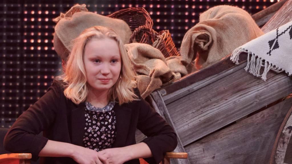 Helena Zengel: Popcorn und vorschlafen für die Golden Globes