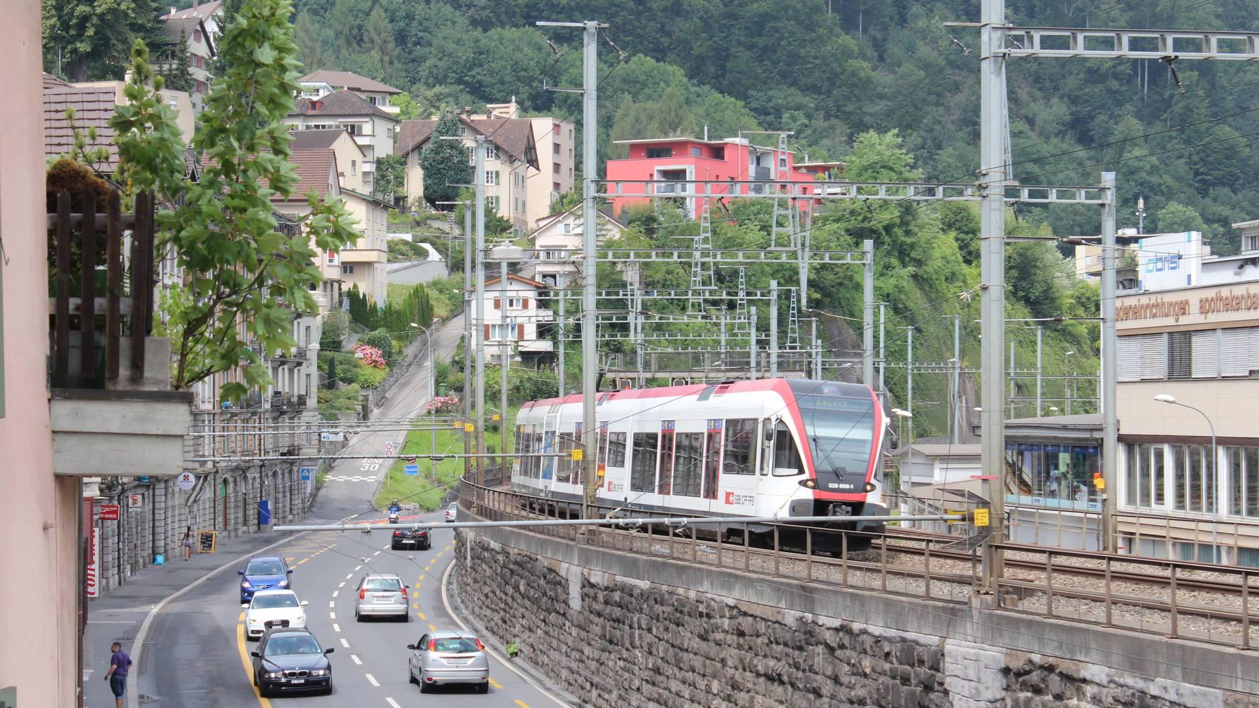 Luzern: 109 Millionen ÖV-Passagiere