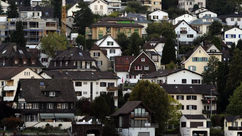 Nachfrage nach Eigenheimen bleibt hoch