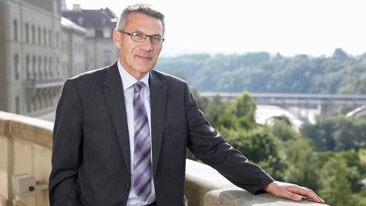 Der Schwyzer SVP-Nationalrat Pirmin Schwander. (Bild: Archiv)