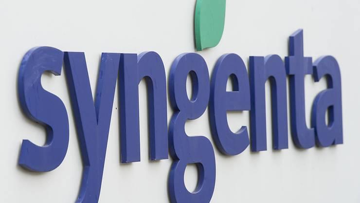Syngenta schreibt 2018 wieder einen Gewinn. (Archiv)