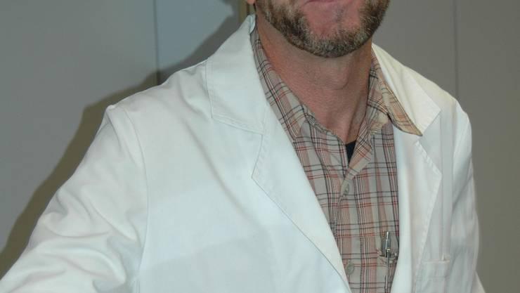 Sachlich: Dr. Felix Wunderlin. (pir)