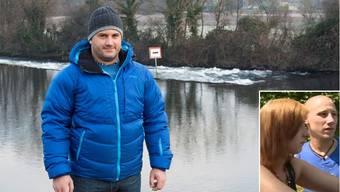 Erik Fornallaz hatte im Sommer zwei Menschen aus der Limmat gerettet