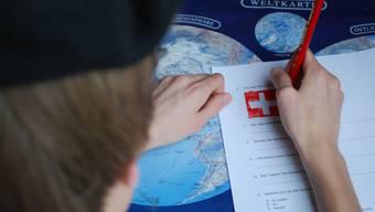 Ein Schweizer Einbürgerungstest.
