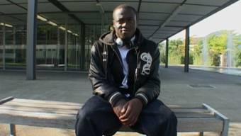 Der 18-jährige Emmanuel Gnagne