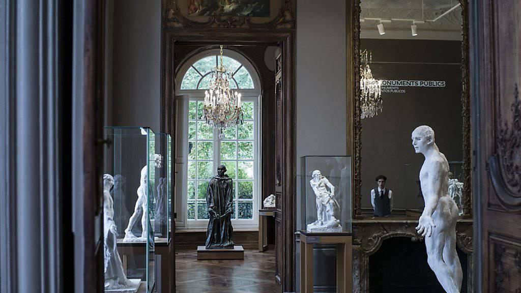 Nach dreijähriger Renovation erstrahlt das Pariser Rodin-Museum in neuem Glanz.