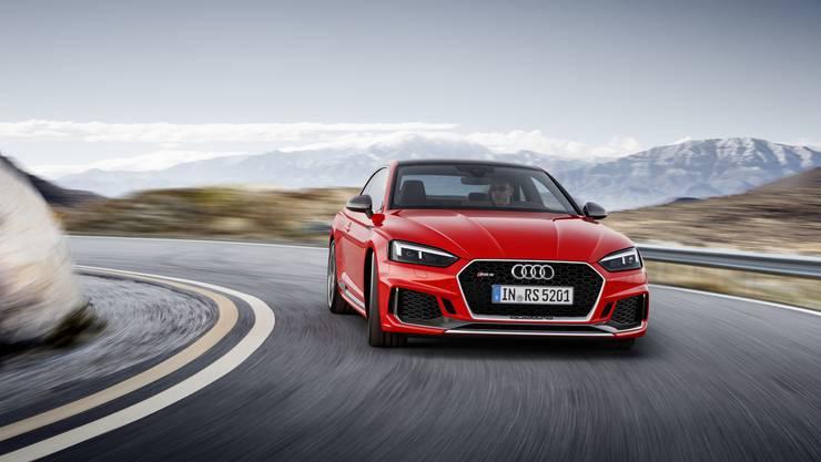 Audi RS5 Coupé